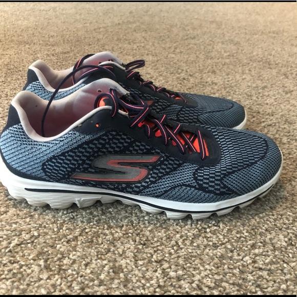 Skechers Shoes   Go Walk Tennis   Poshmark